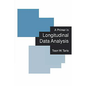 Une amorce dans l'analyse des données longitudinales de Taris & Toon w.