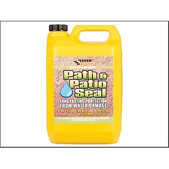 Everbuild pad & Patio zegel 5 liter