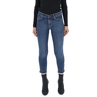 J Brand blå bomuld Jeans