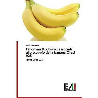 Fenomeni Biochimici associati allo scoppio della banana Cirad 925 by Kamguia Fabrice