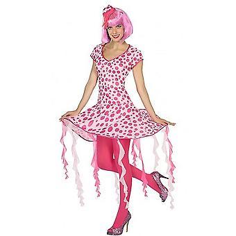 Tierkostüme Quallen Frauen Karnevalskostüm