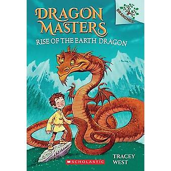 Rise of the Earth Dragon by Tracey West - Graham Howells - 9780545646