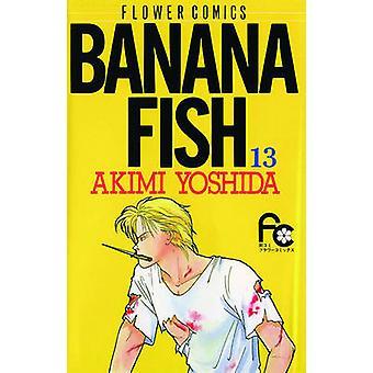 Banana Fish - Volume 13 by Akimi Yoshida - Akimi Yoshida - 9781421503