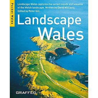 Landscape Wales (Mini ed) by David Williams - Peter Gill - 9781905582