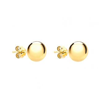 Eternity 9ct 5mm Ball Stud Earrings