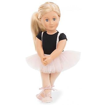 Nuestra Generación Muñeca Violet Anna