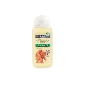 Ancol 200ml Tea Tree Oil Dog Shampoo And Conditioner