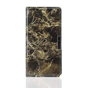 Brieftasche Fall Marmor - Samsung Galaxy s10E