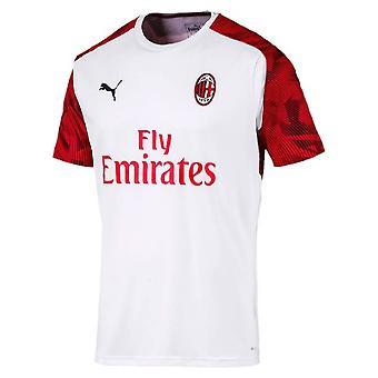 2019-2020 AC Milan Puma Training Shirt (White) - Kids