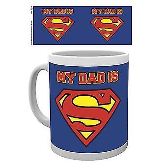 Superman Superdad krus Boxed drikke krus