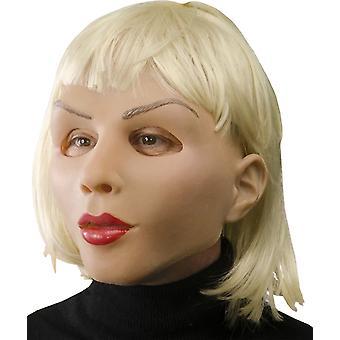 Beautiful Blonde Mask
