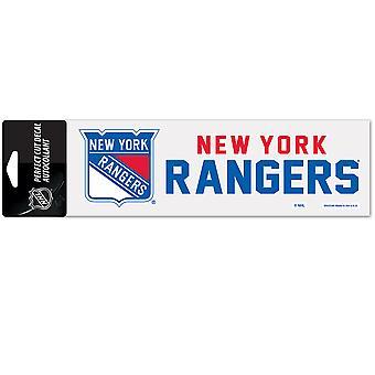 Wincraft decal 8x25cm - NHL New York Rangers