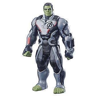 Marvel Avengers: Eindspel Titan held serie Hulk figuur FX voedingspoort
