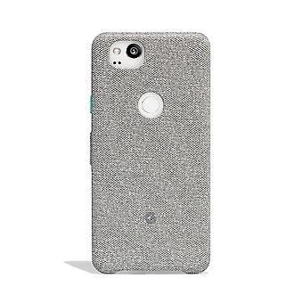 Google Fabric Case for Pixel 2 - Cement