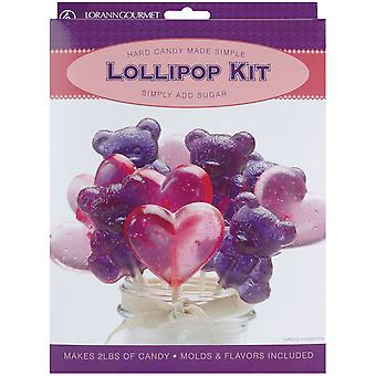 Lollipop Kit Hearts & Bears L4240