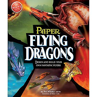 Paper Flying Dragons Book Kit K44936
