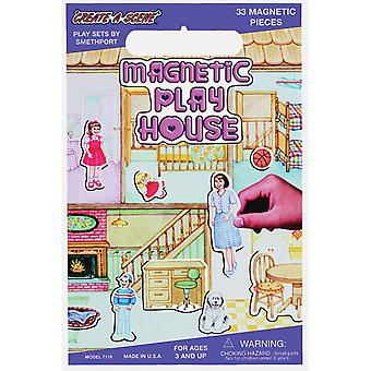 Magnetic Create A Scene Kit Playhouse Pp7118
