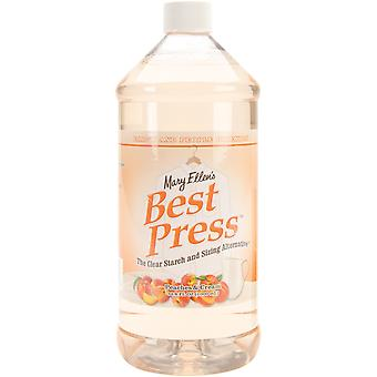 Mary Ellen's Best Press Refills 32 Ounces Peaches & Cream 600R 131