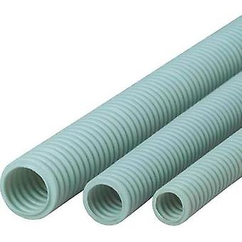 Conducto flexible EN25 Heidemann 13377 gris 1 PC de 25 m