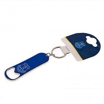 Everton Bottle Opener Keychain