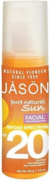 Jason Facial Natural Sunscreen SPF 20