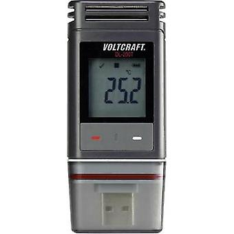 Temperature data logger VOLTCRAFT DL-200T Unit of measurement Temperature