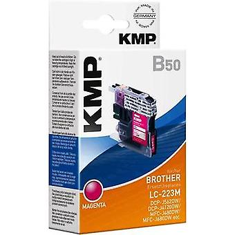 KMP Ink replaced Brother LC-223M Compatible Magenta 1529,0006