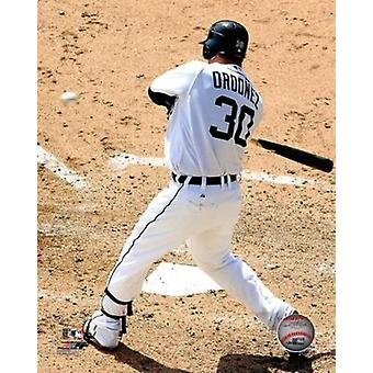 Magglio Ordonez 2010 Action Photo Print