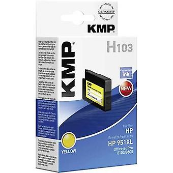 KMP Ink replaced HP 951, 951XL Compatible Yellow