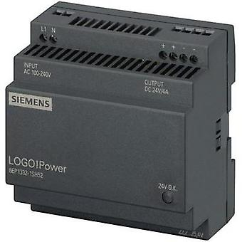 Rail mounted PSU (DIN) Siemens LOGO!Power 5 V/6,3 A 5 Vdc 6.3 A 30 W 1 x