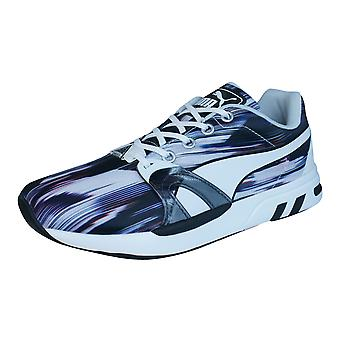 Puma XT S Trinomic Fast Graphic Womens Trainers / Shoes - Grey