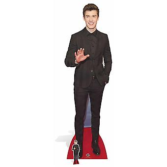Shawn Mendes Life Size Cardboard Cutout