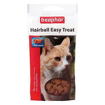 Fácil tratar de beaphar Cat Hairball 35g (paquete de 18)