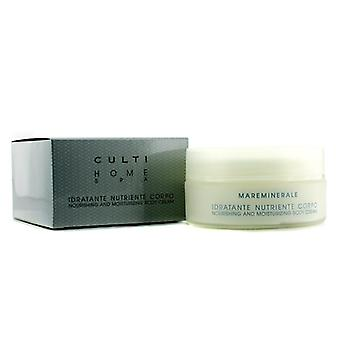 Culti Home Spa Nourishing and Moisturizing Body Cream 200ml/6.66oz