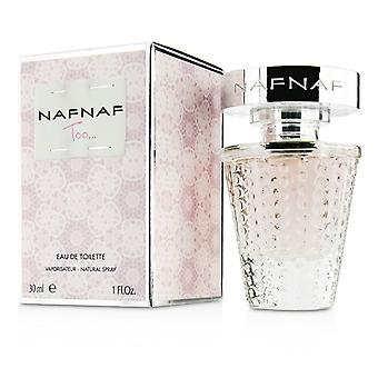 Naf-Naf Too Eau De Toilette Spray 30ml/1oz