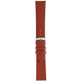 Morellato Strap Only - Sprint Napa Leather Light Brown 16mm A01X2619875141CR16 Watch