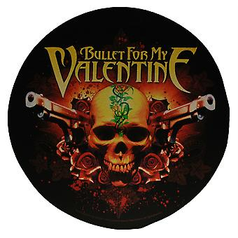 Bullet For My Valentine Pistol Circular Back Patch