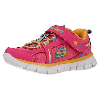 Infant Girls Skechers Foamies Lovespun