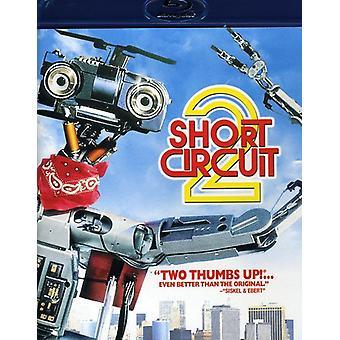 Short Circuit 2 [BLU-RAY] USA import