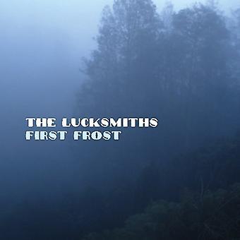 Lucksmiths - første Frost [CD] USA importerer