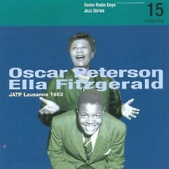 Fitzgerald/Peterson-Fitzgerald/Peterson: Vol. 15-schweizisk Radio dage [CD] USA import