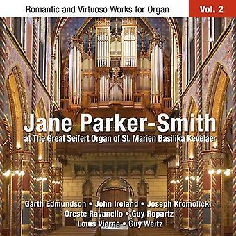 Jane Parker Smith - Jane Parker-Smith en la importación de Estados Unidos gran Seifert órgano de St. Marien Basilika Kevelaer [CD]