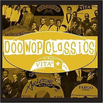 Doo-Wop Classics (Vita Records) - Vol. 4-Doo-Wop Classics (Vita Records) [CD] USA import