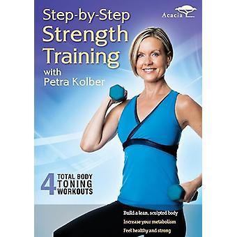 Strength Training [DVD] USA import