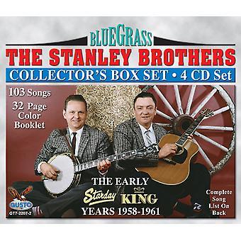 Stanley brødre - tidlige år 1958-1961 [CD] USA importerer