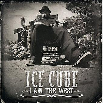 Ice Cube - jeg er West [CD] USA importen