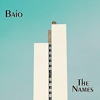 Baio - navne [Vinyl] USA importerer