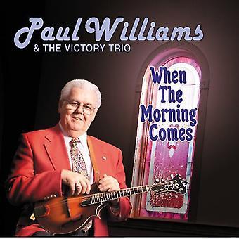 Paul Williams & sejr Trio - når the morgen kommer [CD] USA import
