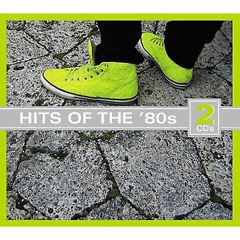 Forskellige kunstner - Hits på 80s [CD] USA importerer