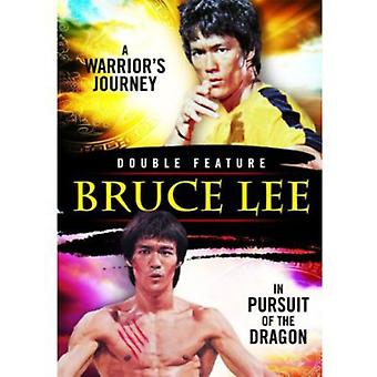 Warrior's Journey/Pursuit of the Dragon [DVD] USA import